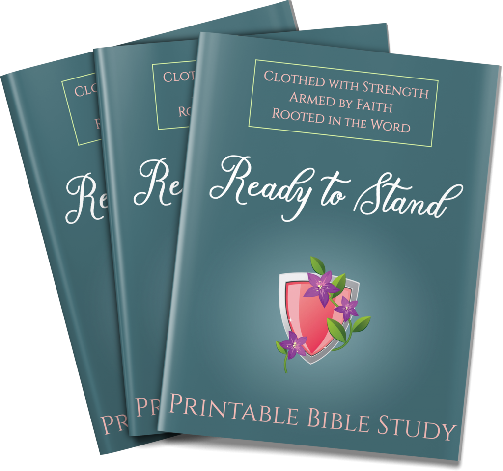 Ready to Stand - Free Bible Study for Women by Heather Hart